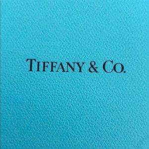 Brand new Tiffany & company sterling ball point.